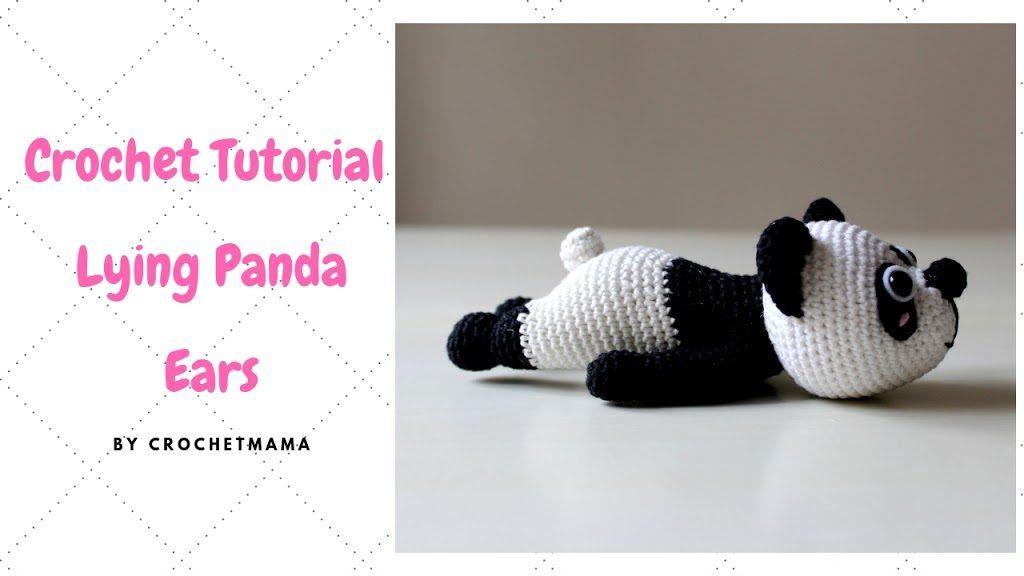 Amigurumi Panda – Manou Scrap | 576x1024