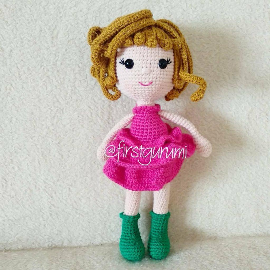 15+ Free Crocheted Doll Patterns • Free Crochet Tutorials | 1024x1024