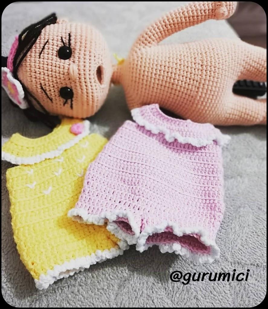 Amigurumi - Bella Bebek Yapımı - Örgü Modelleri   1024x887