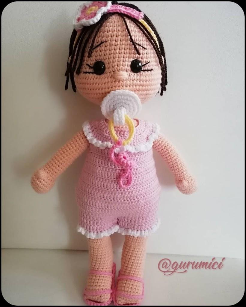 Ravelry: Kallie Amigurumi Doll pattern by Jeslyn Sim | 1024x821