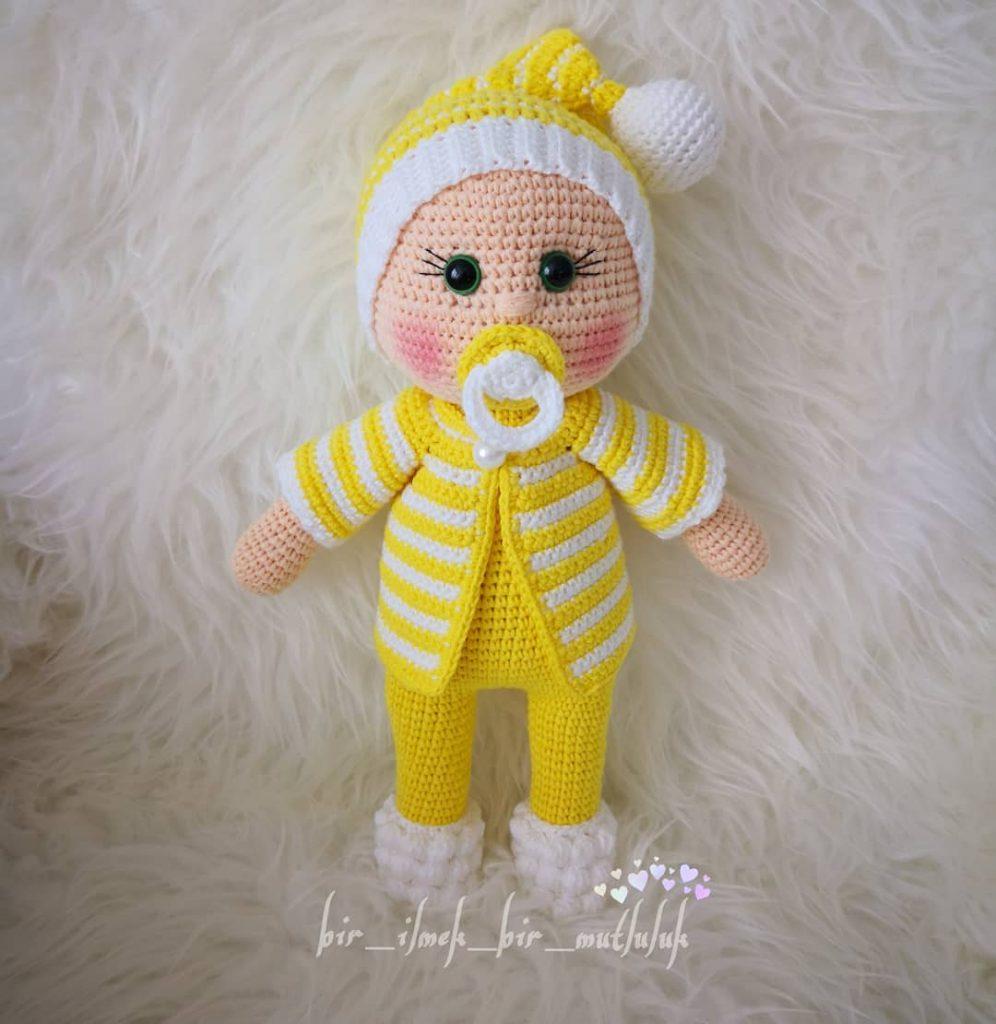 Ayı Teddy Yapımı Amigurumi - #2 (Crochet Amigurumi Teddy Bear ... | 1024x996