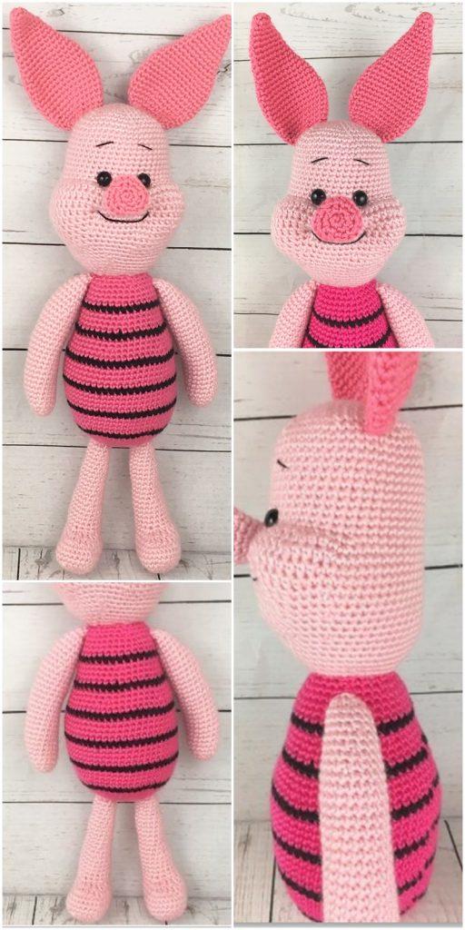 PATTERN EEYORE | Browse Patterns | Crochet patterns amigurumi ... | 1024x512