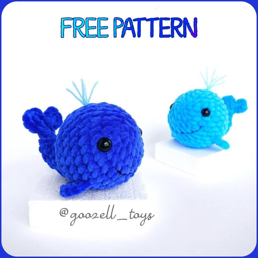 Tiny dolphin crochet pattern Miniature blue Dolphin Micro | Etsy | 1024x1024