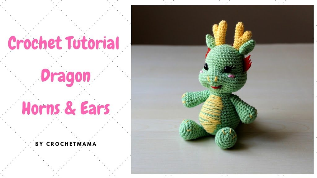 DIY: How to crochet your own Night Fury Dragon (complete tutorial ...   576x1024