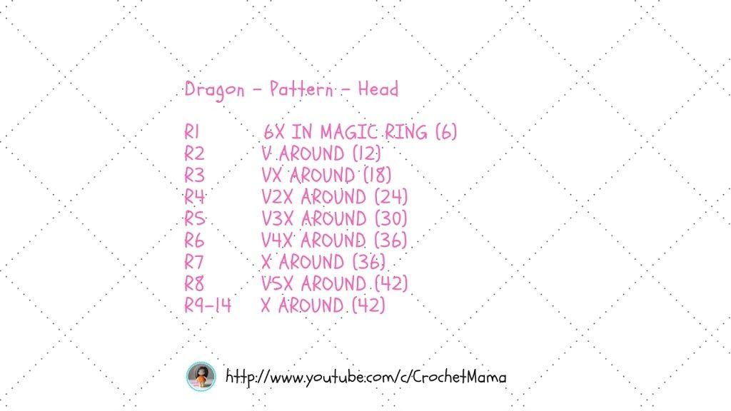 Amigurumi Crochet Oriental Dragon Free Pattern - Amigurumi Free ...   576x1024