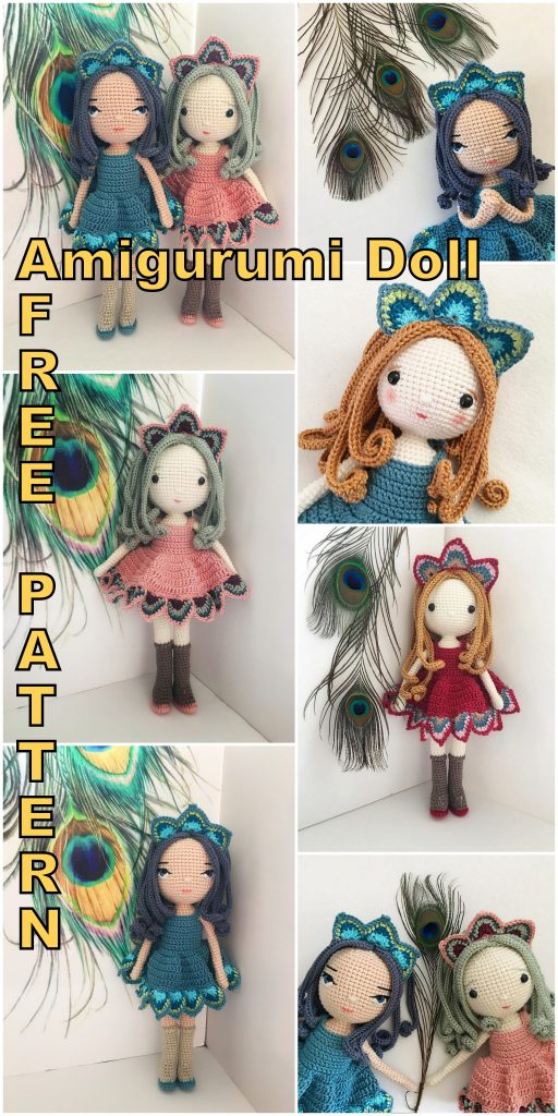Amigurumi Doll Shin Chan Free Crochet Tutorial & Pattern ... | 1024x512