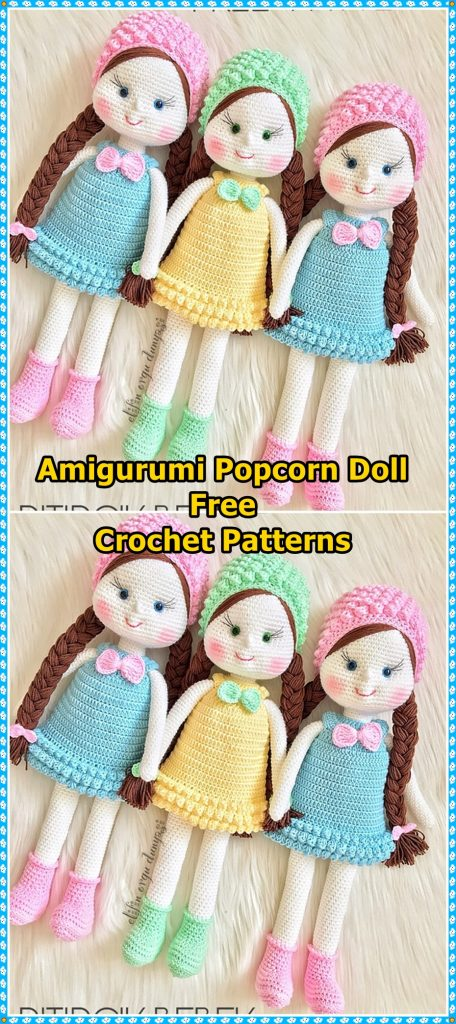 20 Free Amigurumi Patterns to Melt Your Heart | 1024x456
