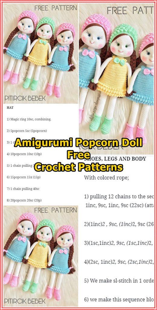 Dolls – Page 2 – Amigurumi Patterns | 1024x520