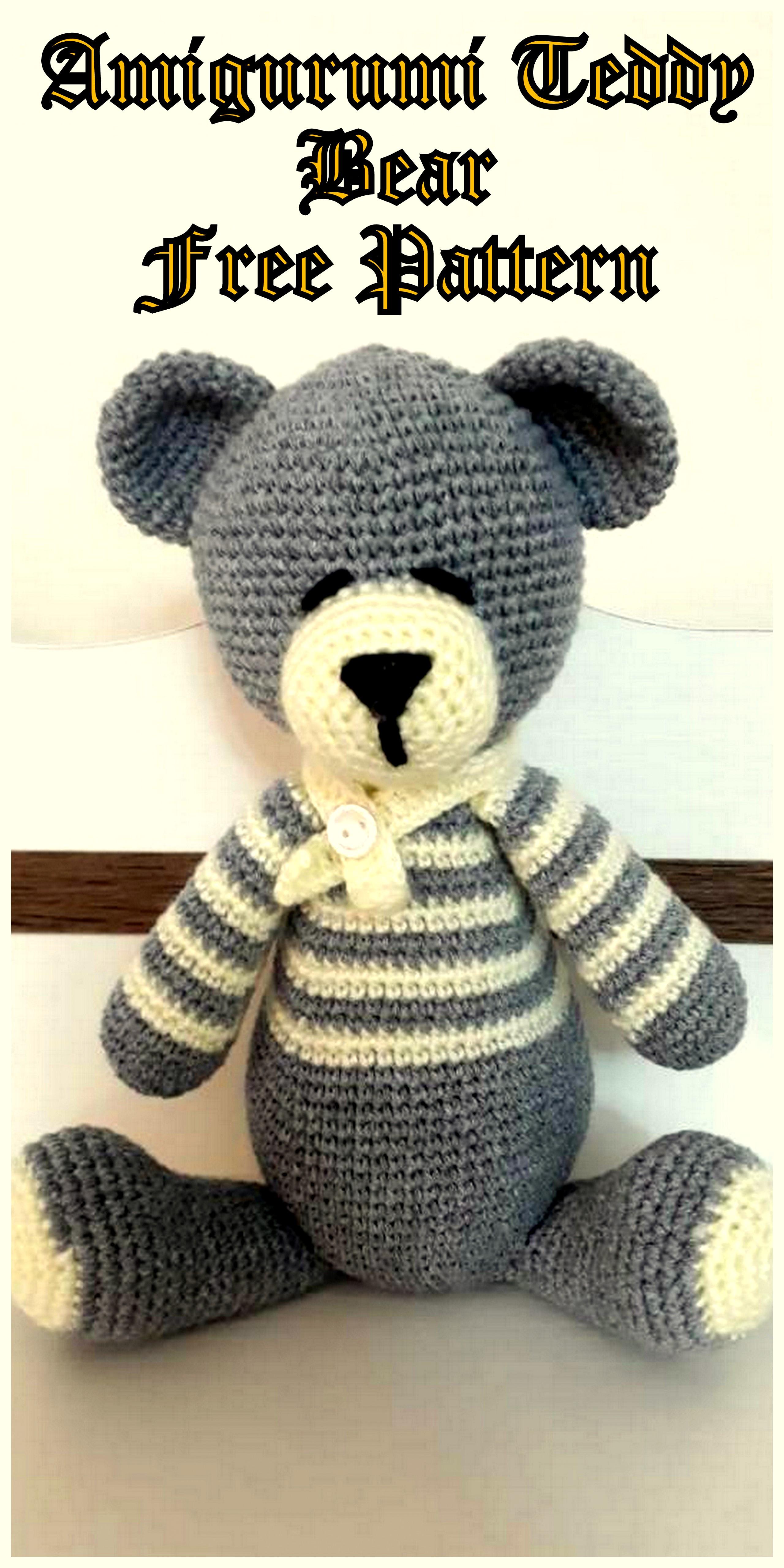57+ New and Trend Amigurumi Bear Crochet Ideas - Page 33 of 57 ... | 5120x2560