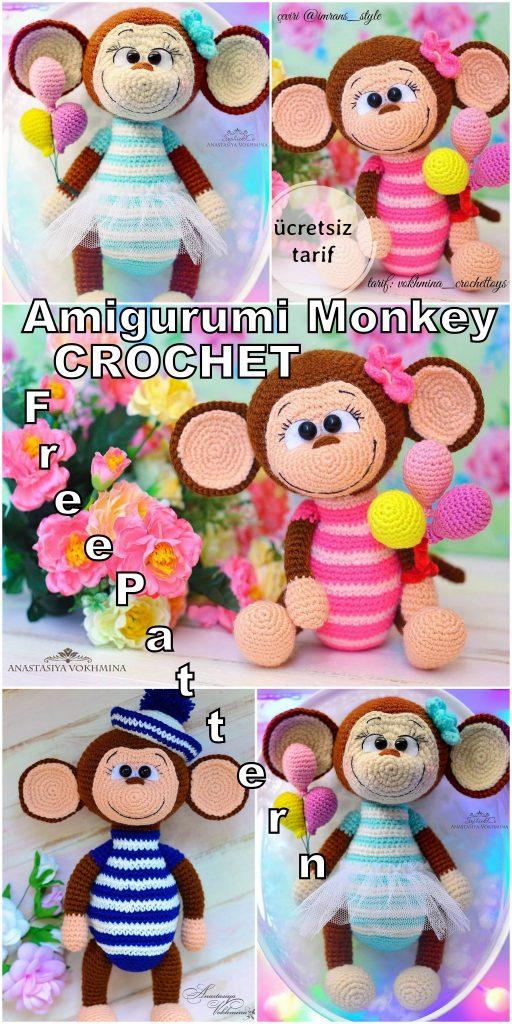 Espa\u00f1ol Ruby the Hippo Amigurumi crochet PATTERN ONLY ... | 1024x512