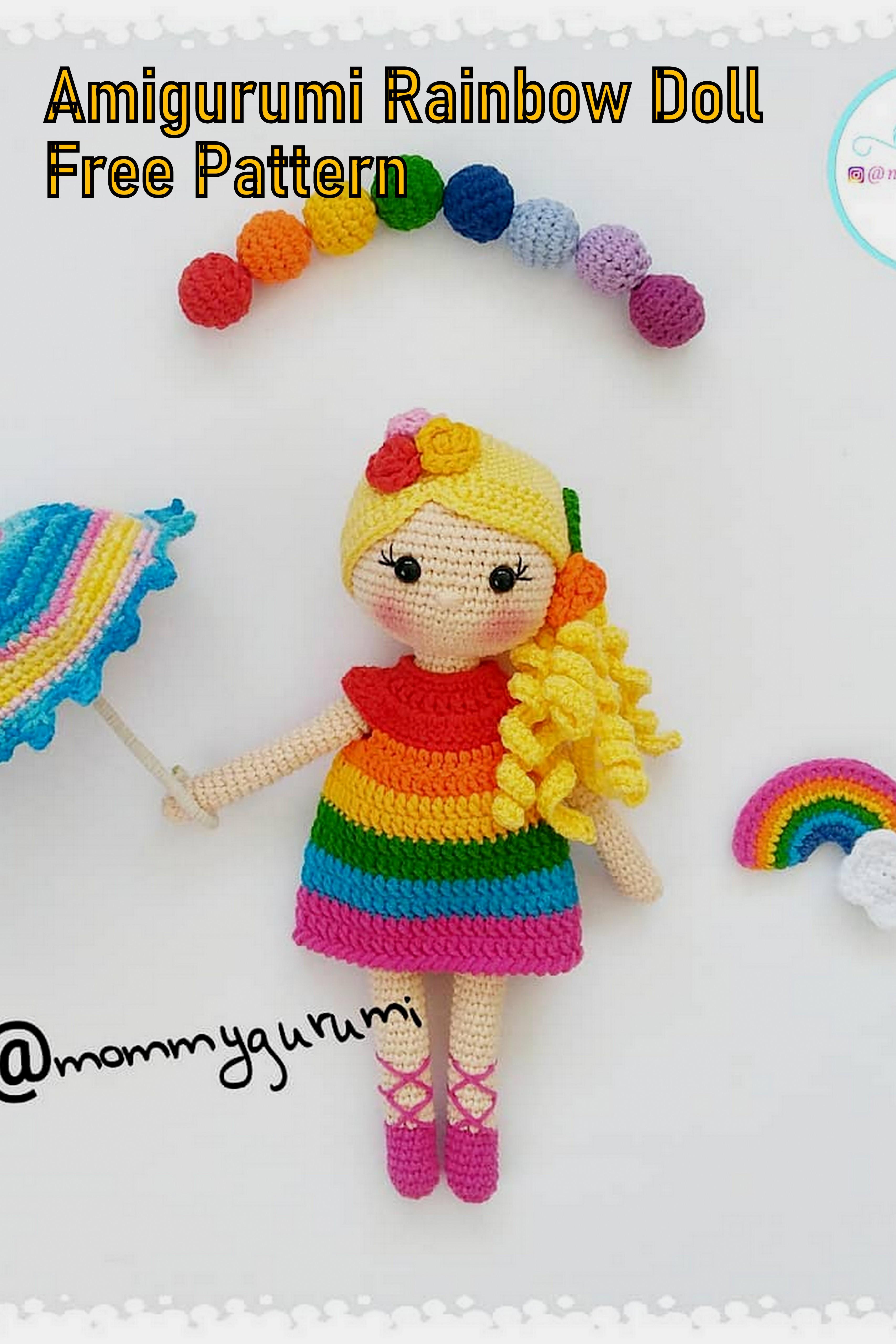 Samyelinin Örgüleri: Amigurumi Doll Pacifier Baby (Free English Pattern) | 5120x3414