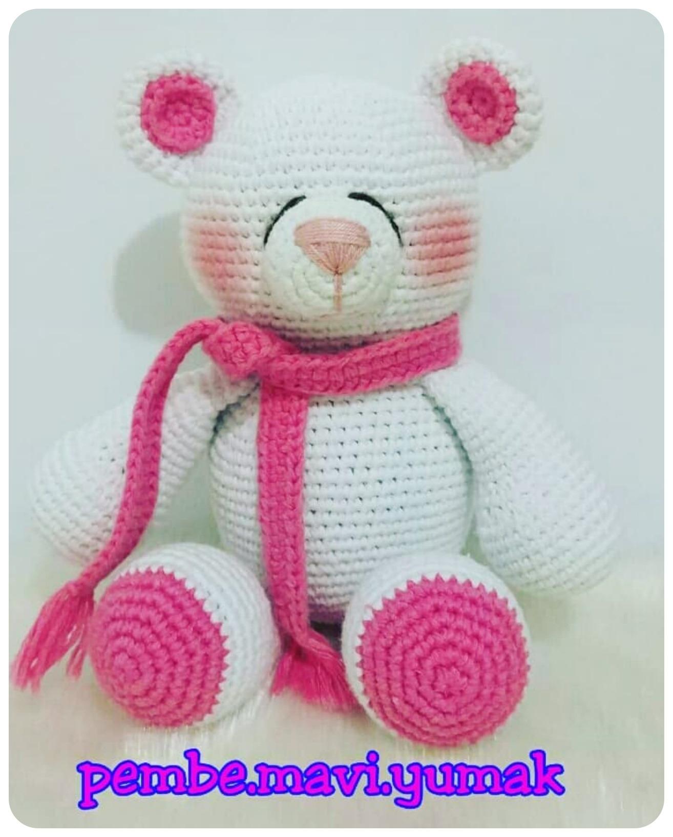 2019 Best Amigurumi Crochet Bear Free Patterns - Amigurumi ... | 1634x1314