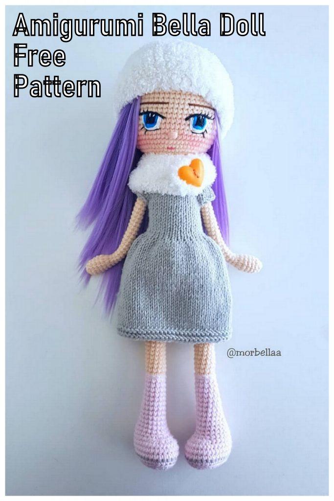 Crochet Om Nom from